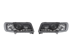Far Audi 100 91-94, LED parkirna svetla, set