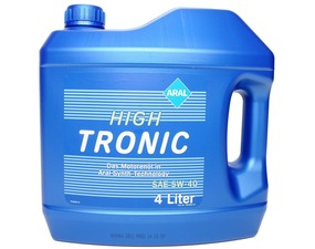 Motorno Ulje Aral High Tronic New 5W40 4L