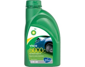 Motorno Ulje BP Visco 5000 5W40 1L