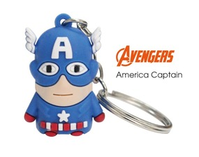 Privezak Marvel Avangers, Captain America