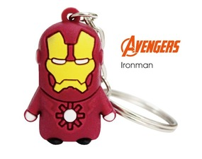 Privezak Marvel Avangers, Ironman