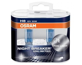 Sijalica, Osram night breaker unlimited, H8