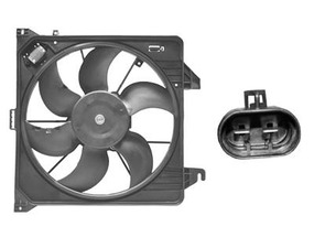 Ventilator hladnjaka Ford Transit/Tourneo/Connect -06