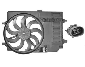 Ventilator hladnjaka Mini Cooper/One 03-